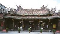 台湾建築美の一好例。